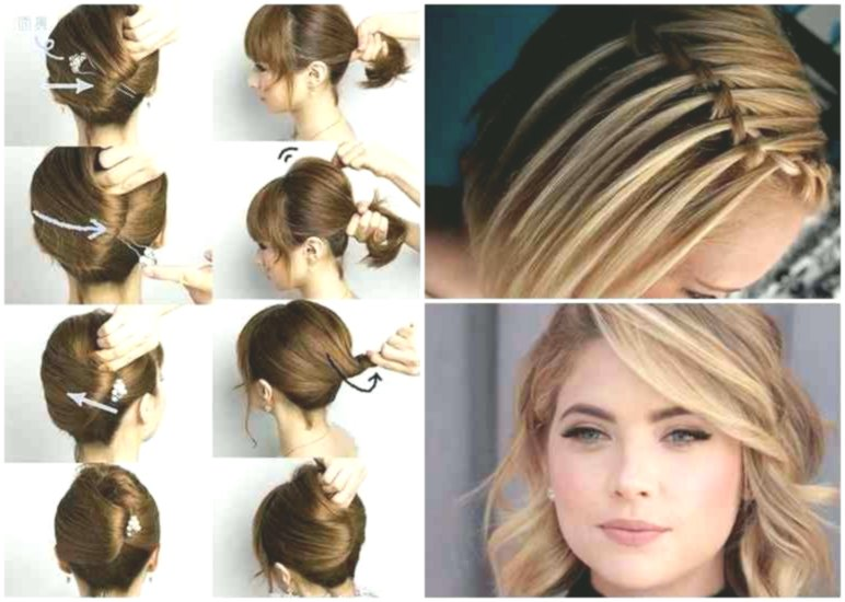 make amazing hairstyles for yourself design-intriguing hairstyles for DIY models