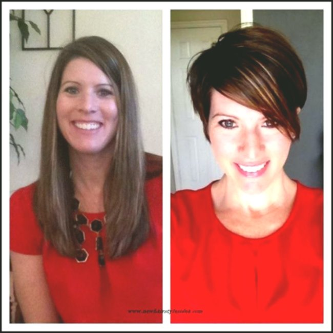new hairstyles before after concept-Stylish Hairstyles Before After Model