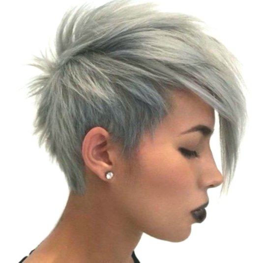 fancy short hairstyles 2018 image-Inspirational Short Hairstyles 2018 model