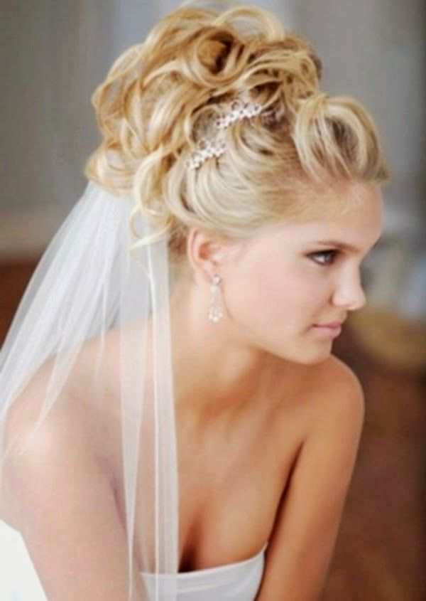terribly cool wedding hairstyles semi-open photo-Modern wedding hairstyles Semi-open layout