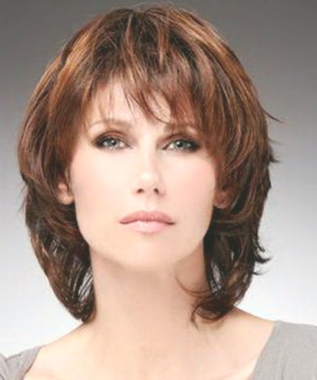 Stylish hairstyles for slim faces Image Wonderful Hairstyles For Narrow Faces Decoration