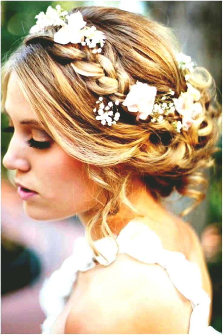 Fantastic open hair wedding photo - Beautiful open hair wedding model