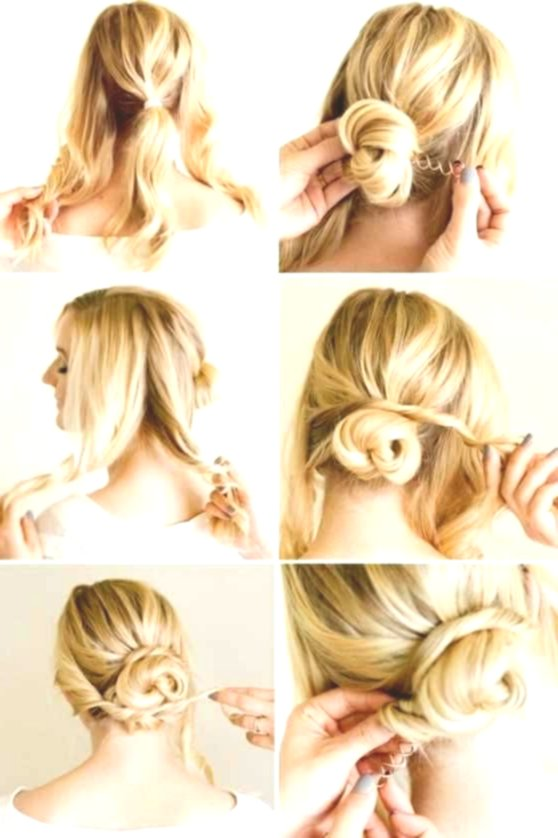 sensational cute simple hairstyles to make yourself background Beautiful Simple Hairstyles to Do Yourself Concepts