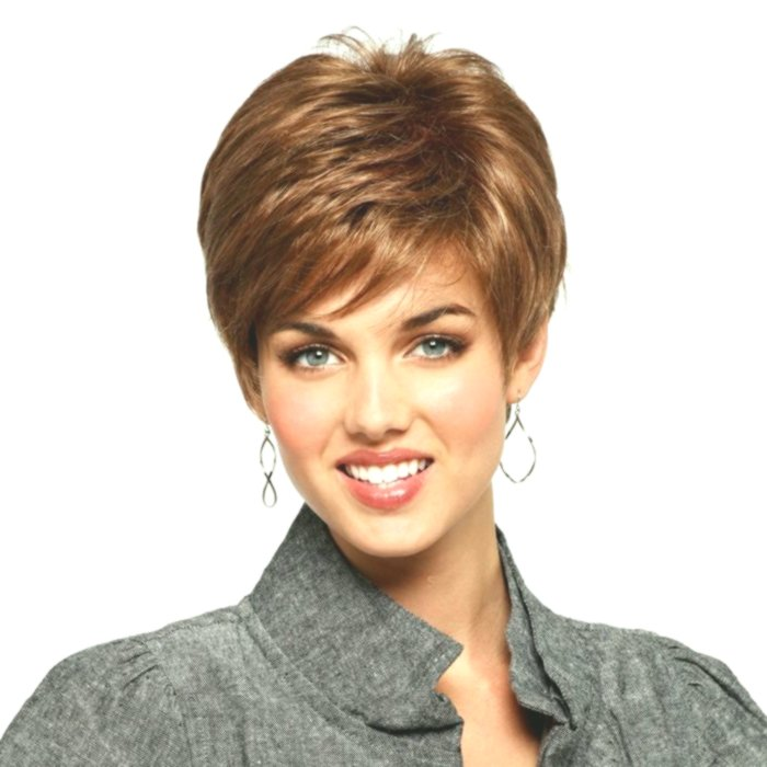 lovely chestnut hair color photo picture - Awesome chestnut hair color model