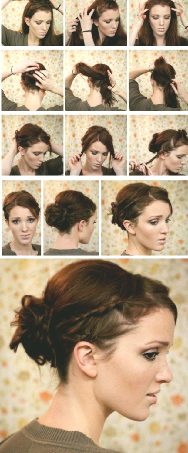 amazing awesome updos easy short hair plan-Awesome Updos Easy Short Hair Decoration