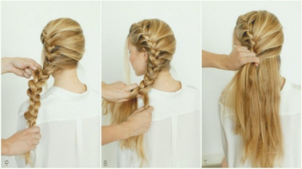 newest hairstyles to make yourself ideas-Fascinating hairstyles To make your own models