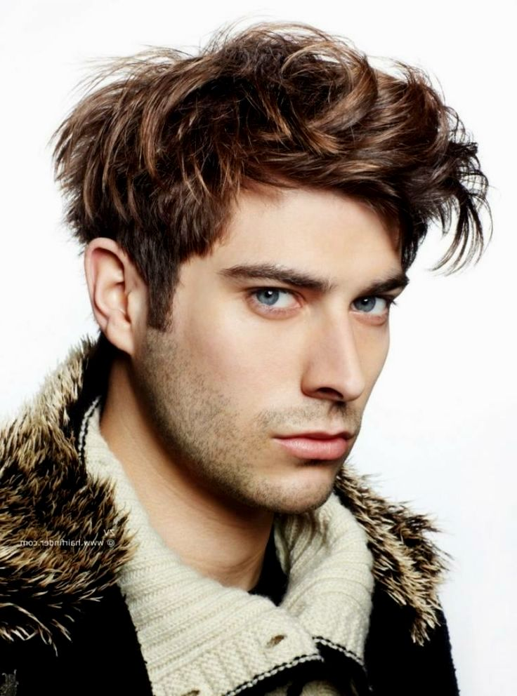 Men's Hairstyles Medium-length Ideas-Best Of Men's Hairstyles Medium-Length Wall