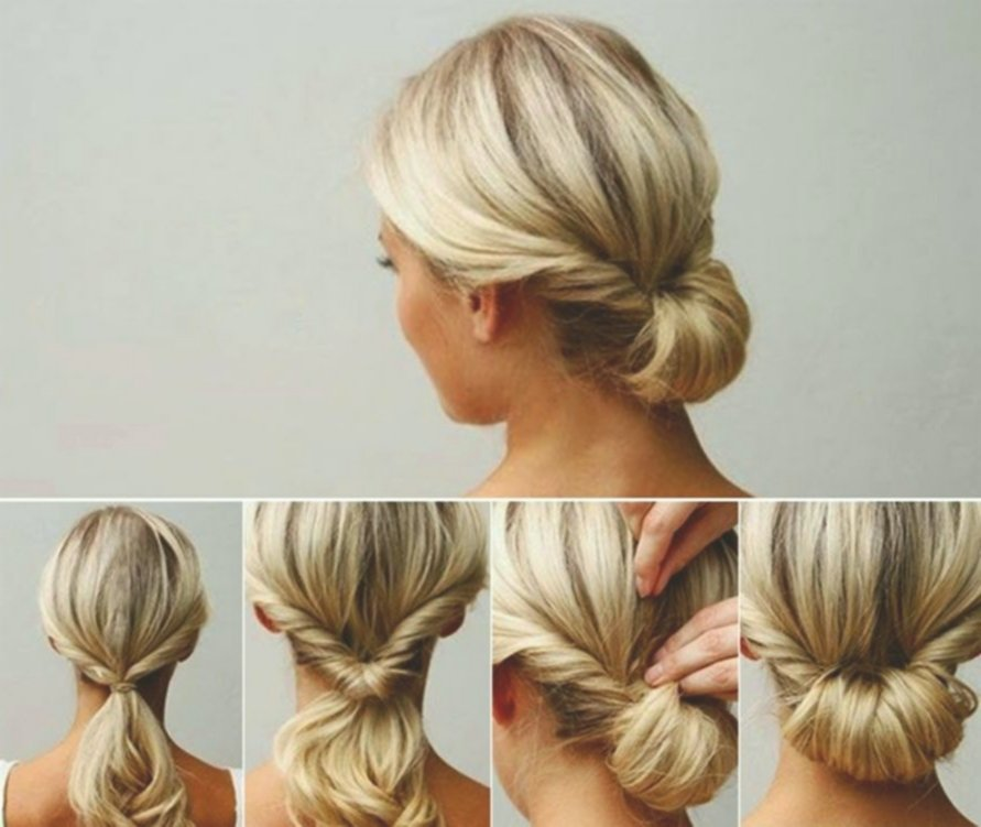 Excellent Simple Hairstyling Guide Model Excellent Easy Hairstyles Guide Models