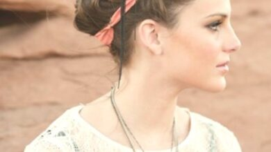 Photo of Braid Updos: Formal hairstyles