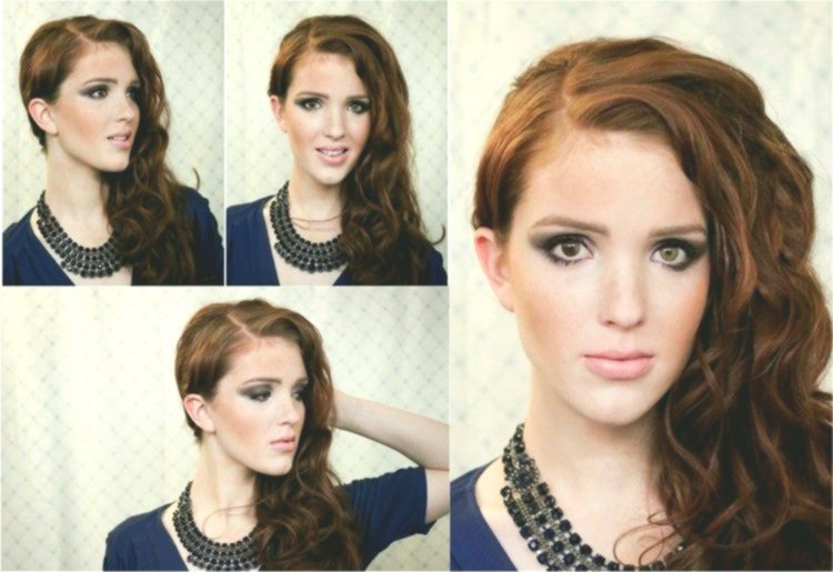 excellent simple hairstyles make yourself architecture-inspiring Simple Hairstyles Do It Yourself Layout