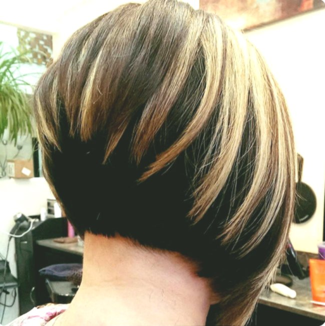 new bob hairstyles behind shorter concept-Charming Bob Hairstyles Rear Shorter Design