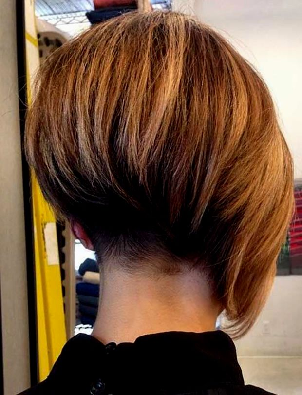 Unique Short Hairstyles Asymmetrical Construction Hair