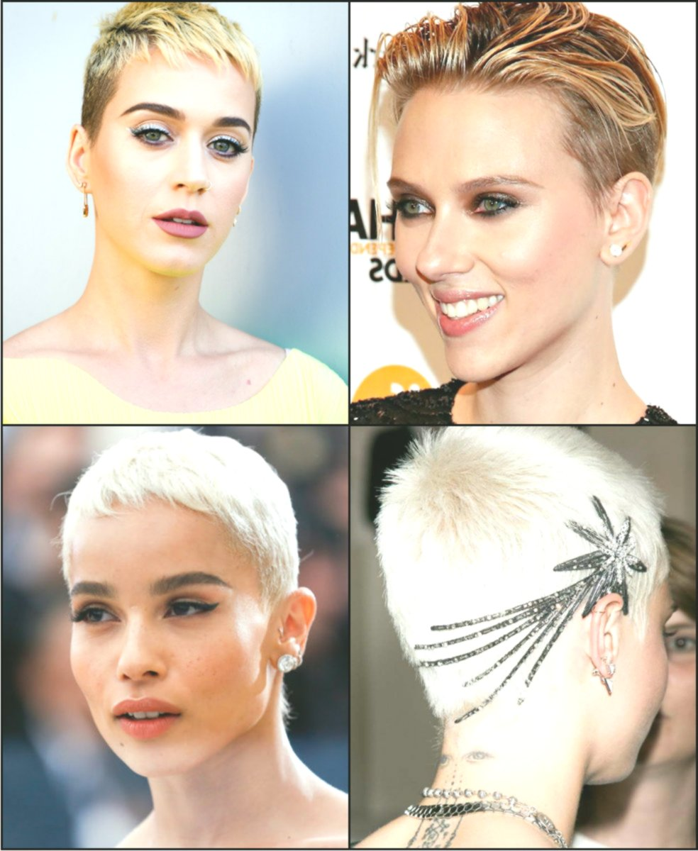 Promi Short Frisuren Trends 2018