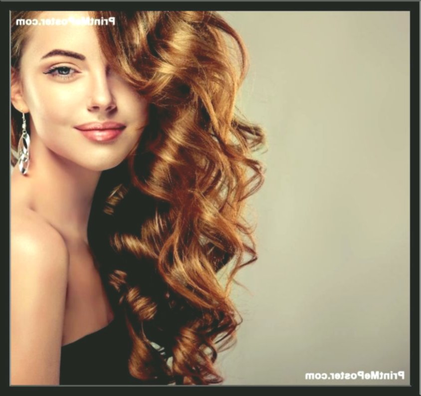 lovely hair red brown model-modern hair red-brown photography
