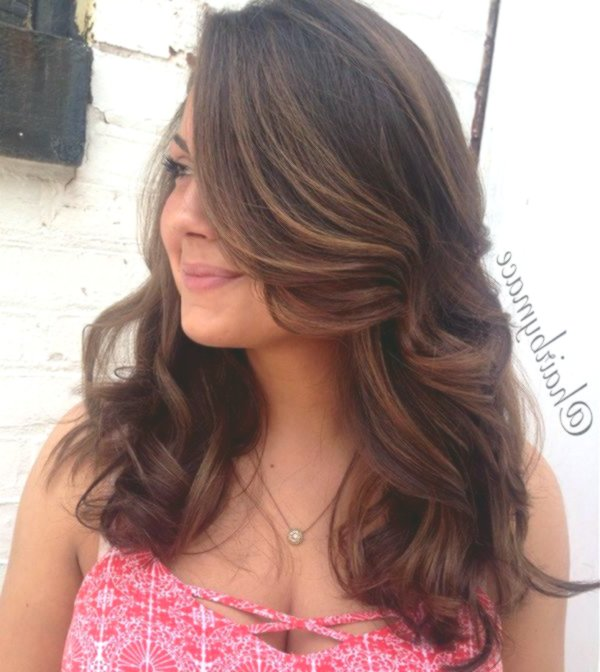 latest dark brown hair with strands concept-Finest Dark Brown Hair With Strands Ideas