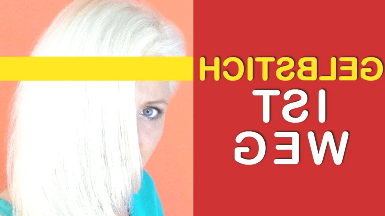 contemporary hair blonding without yellowing picture-top hair blonding No yellowish-tinged design