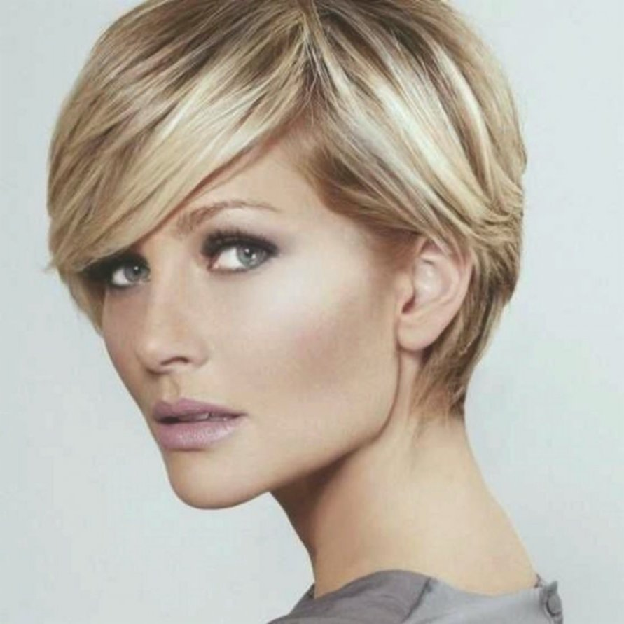 stylish easy-care short-hairstyles architectural top Easy-care short hairstyles concepts