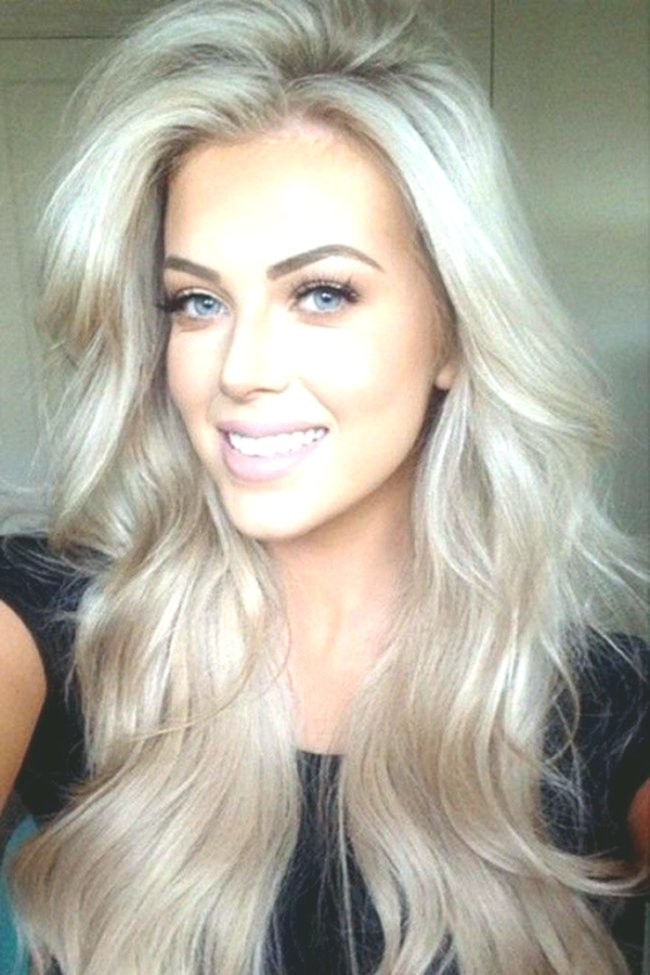 Best Gray Blonde Hair Ideas Elegant Gray Blonde Hair Decoration