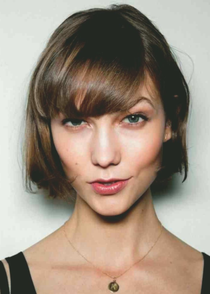 stylish bob hairstyles stage short photo picture-Beautiful Bob Hairstyles Tiered Short Decoration