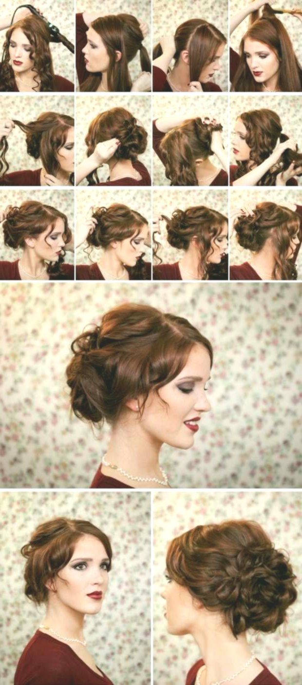 sensational cute hairstyles long hair make yourself décor-Wonderful Hairstyles Long Hair Do It Yourself Models