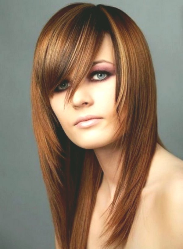modern tiered hair design - amazing tiered hair photography