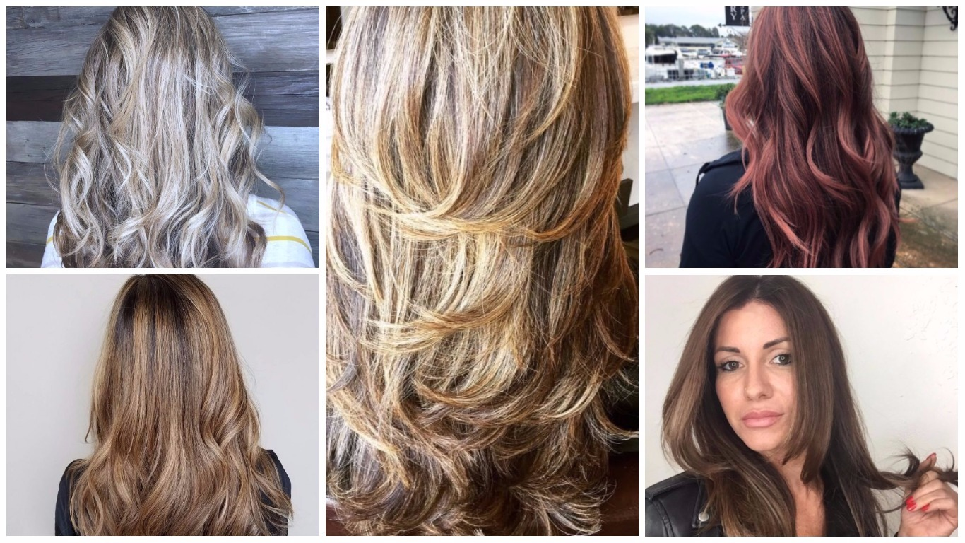 Hairstyles for Long Layered Hairstyles 2019