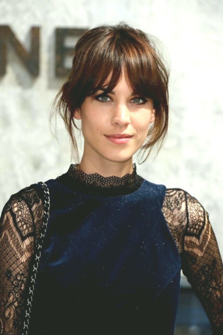 Inspirational brown hair with strands image-Lovely brown hair with strands image