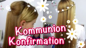 Photo of Fascinating hairstyles communion image