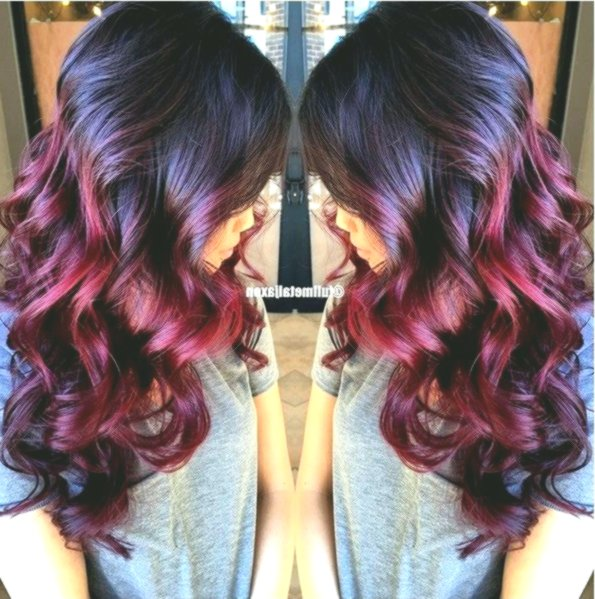 contemporary hair color dark red picture-fancy hair color dark red gallery