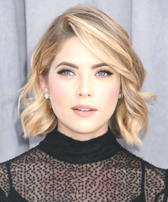 30 Must-Try Mittel Bob Frisuren