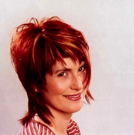 Fascinating fringed short hairstyles Concept Superb Fringe Short Hairstyles Pattern