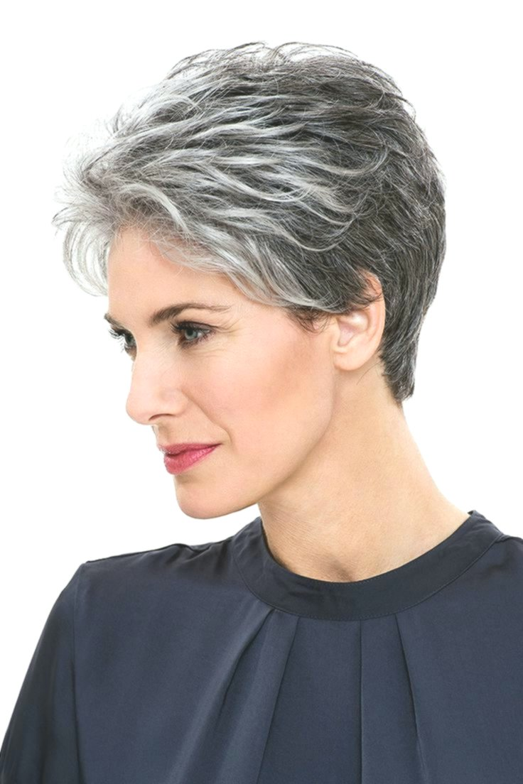 amazing awesome hairstyles for gray hair online-Stylish Hairstyles For Gray Hair Collection
