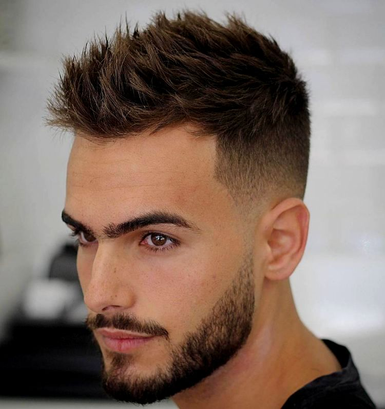 incredible men's short hair decoration - luxury men short haircut gallery