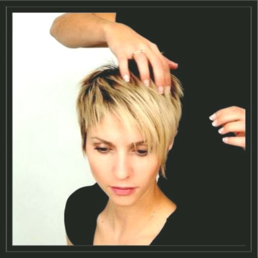Sensational cute short hairstyles for gray hair portrait-Modern Short Hairstyles For Gray Hair Layout