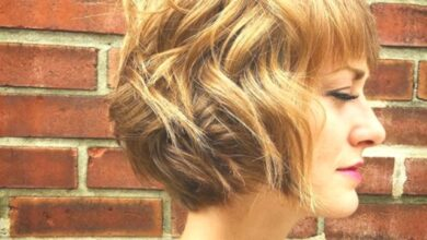 Photo of 22 trendy bob hairstyles with bangs