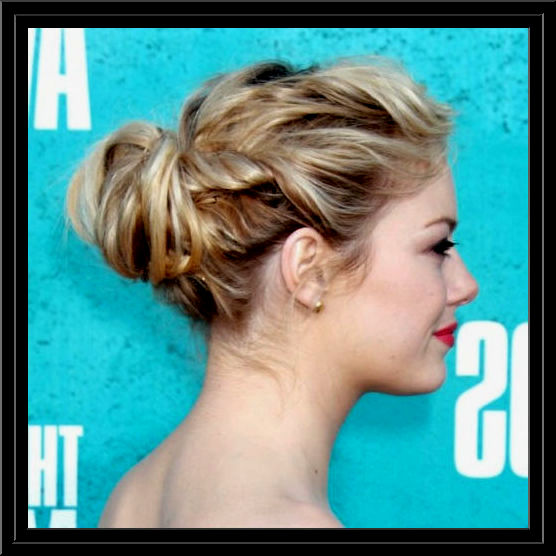 contemporary updos banana design best of updos banana inspiration