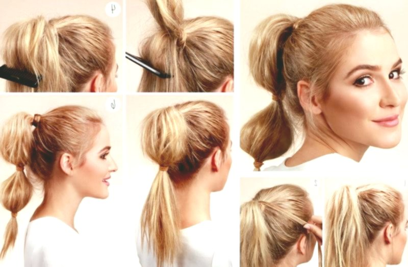 intriguing simple hairstyles make yourself gallery-inspiring Simple Hairstyles Do It Yourself Layout