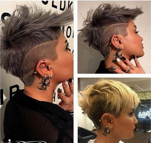 lovely short hairstyles sidecut concept-Unique Short Hairstyles Sidecut Decor
