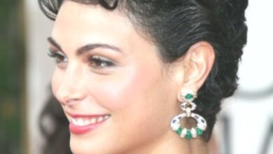 Photo of Morena Baccarin hairstyles