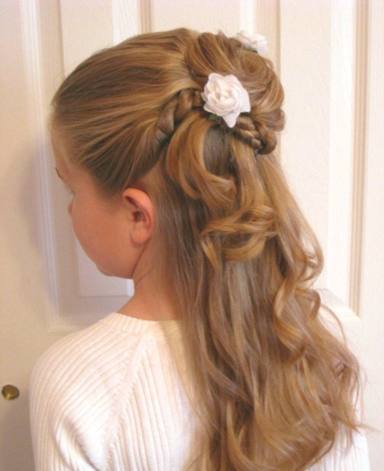 excellent hairstyles communion gallery-Fascinating hairstyles communion image