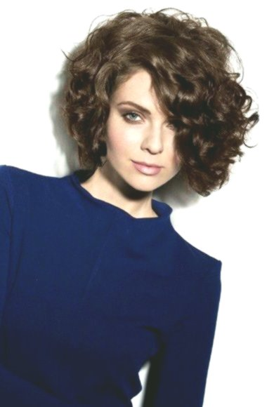 Latest Short Curly Hairstyles Online Fresh Short Curly Hairstyles Photo