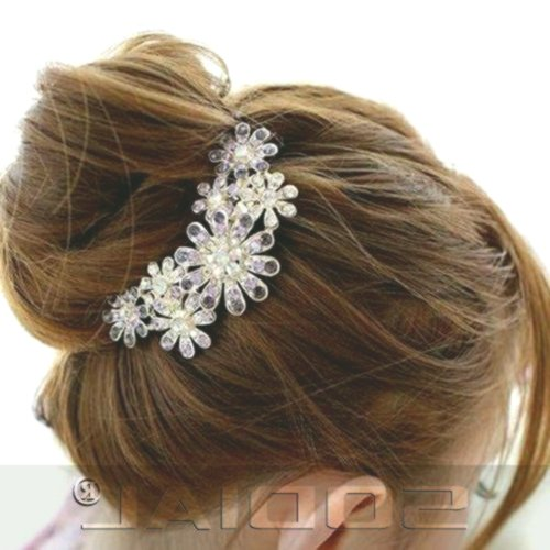 amazing bridal hairstyle with flowers plan-Amazing Bridal Hairstyle With Flowers Gallery