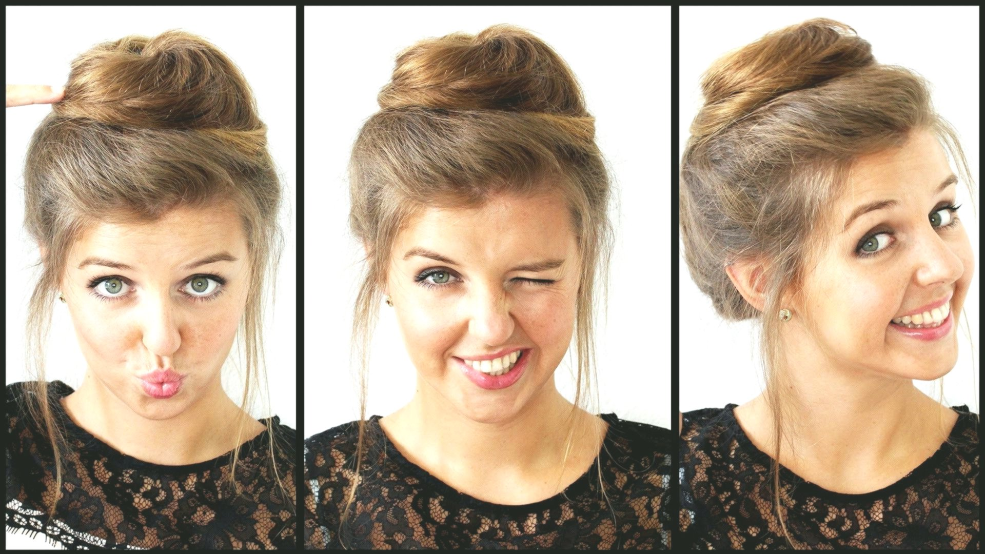 terribly cool updos short hair self make build layout-Wonderful updos Short Hair Do It Yourself wall