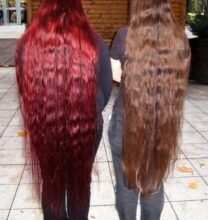 Photo of Awesome Different Hair Colors Architecture