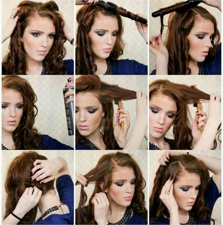 new ball hairstyles picture-charming ball hairstyles layout