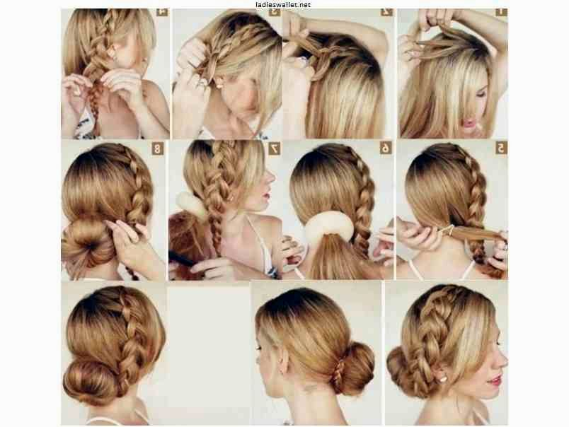 fresh braided hairstyle instructions with pictures pattern-Modern braided hairstyles Instructions With pictures Design