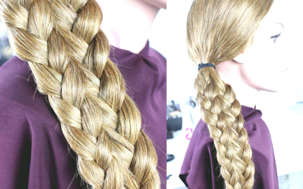 wonderfully stunning hair braiding yourself image-modern hair self braiding models