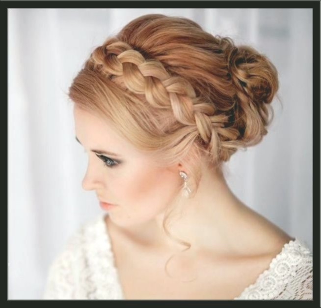 incredible bridal flower portrait - Best Bridal Hairstyle Flowers Photography