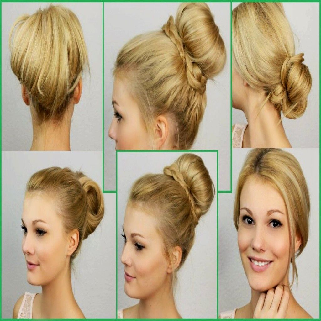 best hairstyles for shoulder-length hair to make yourself pattern-top Beautiful Hairstyles for Shoulder-length Hair to Do Self Reviews