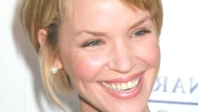 Photo of Ashley Scott Short hairstyles